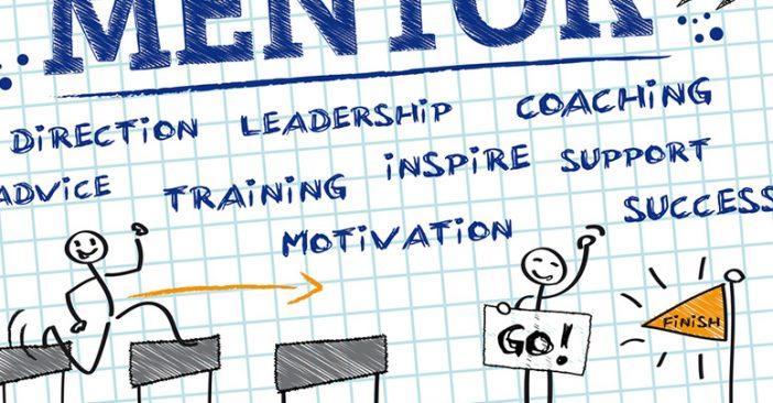 digital sketch of mentoring and motivation